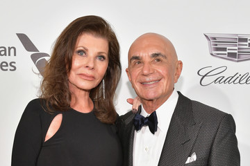Robert Shapiro Linell Shapiro 27th Annual Elton John AIDS Foundation Academy Awards Viewing Party Celebrating EJAF And The 91st Academy Awards - Arrivals