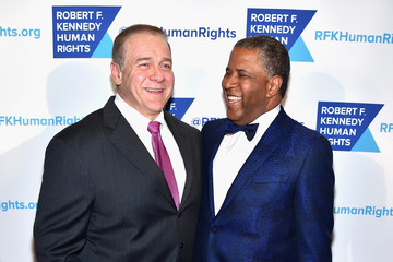 Robert Smith RFK Human Rights' Ripple of Hope Awards Honoring VP Joe Biden, Howard Schultz & Scott Minerd in New York City - Arrivals