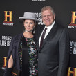 Robert Zemekis Premiere For History Channel's 'Project Blue Book' - Red Carpet