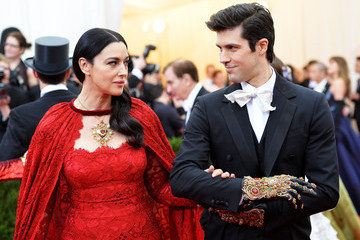 "Roberto Bolle ""Charles James: Beyond Fashion"" Costume Institute Gala - Candids"