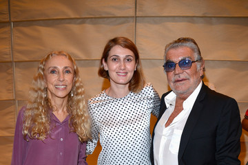 Roberto Cavalli Vogue Fashion Dubai Experience Fashion Talks