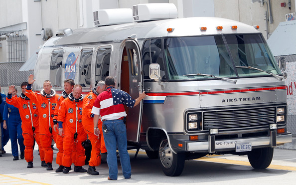 Space Shuttle Endeavor Lifts Off For Final Mission To Space Station