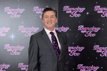 Robin Cousins 'Dancing on Ice' Launches in London