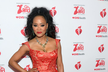 Robin Givens The American Heart Association's Go Red For Women Red Dress Collection 2020 - Arrivals & Front Row
