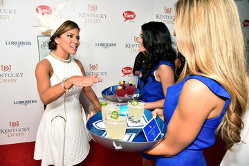 Robin Meade The Grey Goose Lounge at the 141st Running of the Kentucky Derby