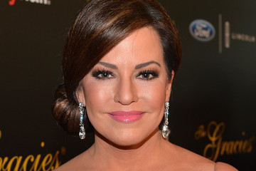 Robin Meade Arrivals at the 39th Annual Gracie Awards