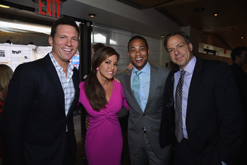Robin Meade Turner Upfront 2015 - Green Room
