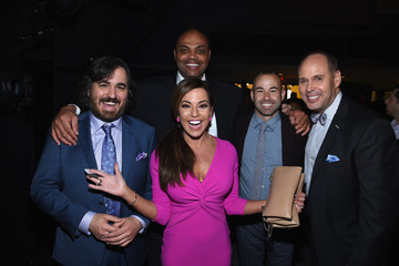 Robin Meade Turner Upfront 2015 - Reception