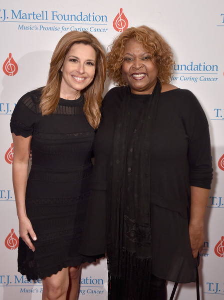 6th Annual Women Of Influence Awards [little black dress,fashion,event,dress,premiere,cocktail dress,fashion design,carpet,long hair,6th annual women of influence awards,mary calvi,robin quivers,new york city,the plaza hotel,l]