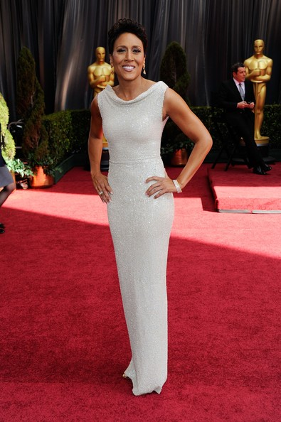 Robin Roberts - 84th Annual Academy Awards - Arrivals