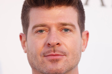 Robin Thicke amfAR's 22nd Cinema Against AIDS Gala - Arrivals