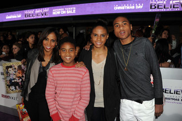 Robinson Peete Arrivals at 'Justin Bieber's Believe' Premiere — Part 2