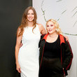 Robyn Lawley GYM Capsule Collection Hosted By Hayley Hasselhoff