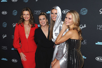 Robyn Lawley Sports Illustrated Swimsuit 2018 Launch Event