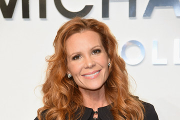 Robyn Lively Michael Kors Collection Fall 2017 Runway Show - Front Row