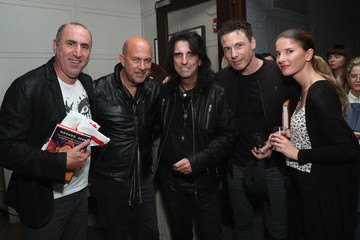 Rocco Dispirito Alice Cooper, Shep Gordon, and Shinola Celebrate the Release of Gordon's Memoir 'They Call Me Supermensch'