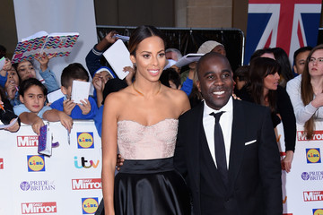 Rochelle Humes Pride of Britain Awards - Red Carpet Arrivals