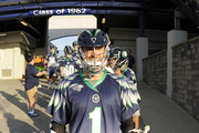 Joe Walters #1 of the Chesapeake Bayhawks looks on before a MLL lacrosse game against the Rochester Rattlers at Navy-Marine Corps Memorial Stadium on May 30, 2015 in Annapolis, Maryland.  The Rattlers won 15-11.