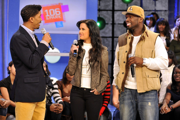 are rocsi and terrence from 106 park dating