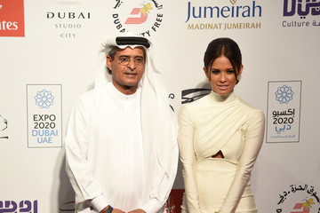 Rocsi Diaz Dubai International Film Festival: Day 1