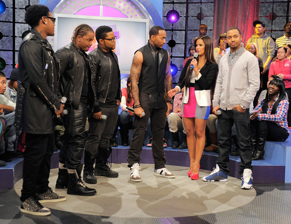 who has roxy from 106 and park dating