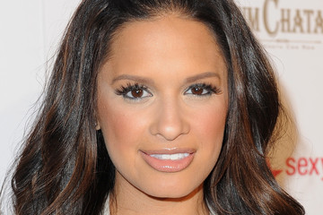 Rocsi Diaz Arrivals at OK Magazine's So Sexy L.A. Event