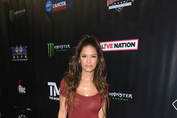 Rocsi Diaz Monster Energy Outbreak Presents $50K Charity Challenge Celebrity Basketball Game