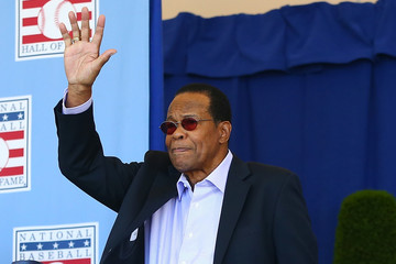 Rod Carew Baseball Hall of Fame Induction Ceremony