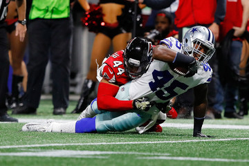 Rod Smith Dallas Cowboys v Atlanta Falcons