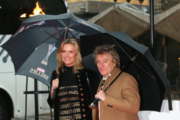 Rod Stewart The Sun Military Awards - Red Carpet Arrivals