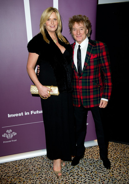 Rod Stewart Rod Stewart and Penny Lancaster attend The Princes Trust Invest In Futures Gala Dinner supported by Bank of America Merrill Lynch at the Natural History Museum on February 3, 2011 in London, England.