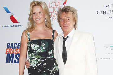 "Rod Stewart 20th Annual Race To Erase MS Gala ""Love To Erase MS"" - Arrivals"