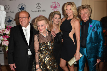 Rod Stewart 2014 Carousel of Hope Ball Presented by Mercedes-Benz - VIP Reception