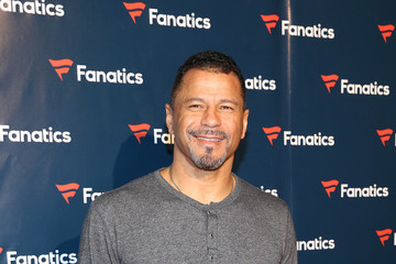 Rod Woodson Fanatics Super Bowl Party - Red Carpet