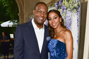 Rodney Peete Holly Robinson Peete 2018 Hallmark Channel Summer TCA - Red Carpet