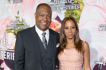 Rodney Peete Holly Robinson Peete Hallmark Channel and Hallmark Movies and Mysteries Winter 2018 TCA Press Tour - Red Carpet