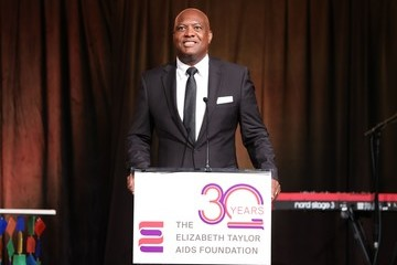 Rodney Peete The Elizabeth Taylor Ball To End AIDS