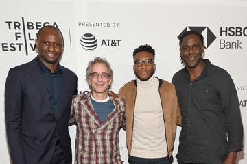 Rodney Wallace 'Phenoms: Goalkeepers' - 2018 Tribeca Film Festival