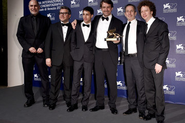 Rodolfo Cova Award Winners Photocall - 72nd Venice Film Festival