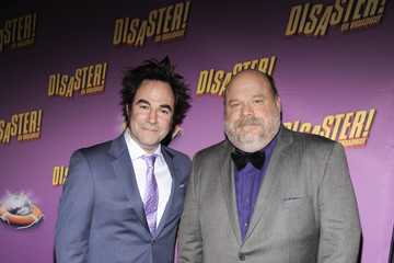 Roger Bart 'Disaster!' Broadway Opening Night - After Party