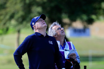 Roger Chapman Willow Senior Golf Classic - Day Two