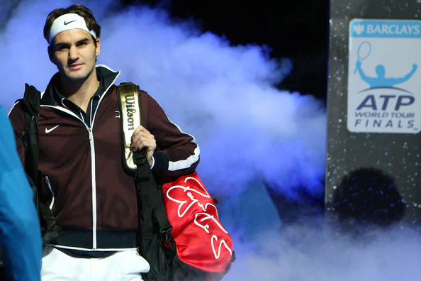 Roger Federer Photos Photos Atp World Tour Finals Day Seven Zimbio