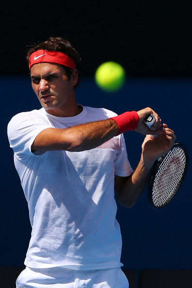 Roger+Federer+Australian+Open+Previews+f