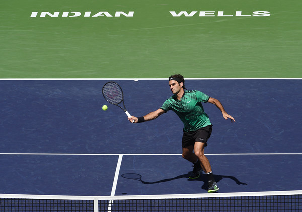 Roger Federer Clinches 90th Title With Win Over Wawrinka In Indian Wells