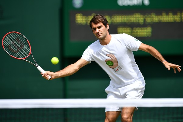 Wimbledon Men's Semifinals: Andy Murray And Roger Federer Face Stiff Opposition