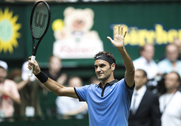 Roger Federer Kicks-Off Halle Campaign With 1100th Career Win