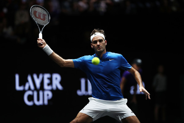 The Laver Cup Has Inspired Changes To Other Team Events, Says Federer