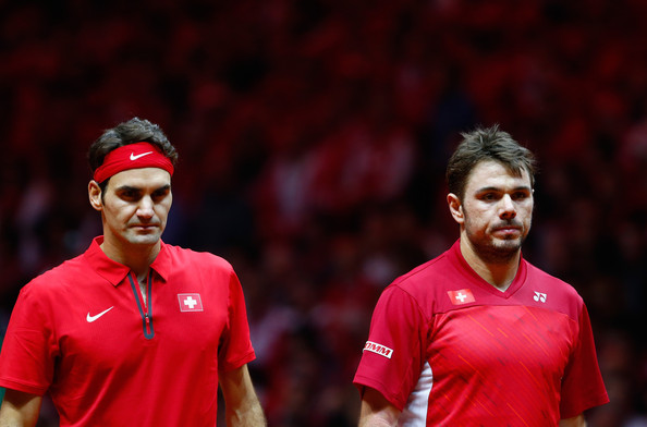 Stan Wawrinka Talks About Playing In The Shadows Of Roger Federer