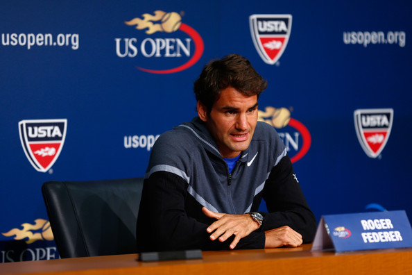 Roger+Federer+US+Open+Previews+fDm5fkaFW