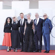 """Roger Frappier """"The Power Of The Dog"""" Red Carpet - The 78th Venice International Film Festival"""